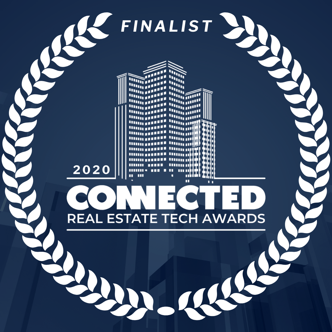 Connected Real Estate Awards - Finalist
